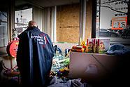 schade na rellen turken in rotterdam