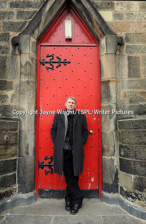Alan Warner, author, from Oban, photographed for Scotsman books. Taken 7th May 2012<br /> <br /> Picture by Jayne Wright/Writer Pictures<br /> <br /> WORLD RIGHTS