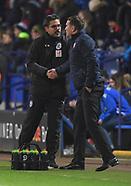Bolton Wanderers v Huddersfield Town - 06 January 2018