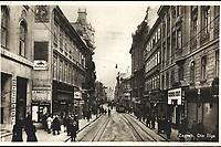 Zagreb : Dio Ilice. <br /> <br /> Impresum[S. l. : s. n., 1931].<br /> Materijalni opis1 razglednica : tisak ; 9 x 14,2 cm.<br /> Vrstavizualna građa • razglednice<br /> ZbirkaZbirka razglednica • Grafička zbirka NSK<br /> ProjektPozdrav iz Zagreba • Pozdrav iz Hrvatske<br /> Formatimage/jpeg<br /> PredmetZagreb –– Ilica<br /> SignaturaRZG-ILIC-40<br /> Obuhvat(vremenski)20. stoljeće<br /> NapomenaPutovala je 1931. godine<br /> PravaJavno dobro<br /> Identifikatori000945880<br /> NBN.HRNBN: urn:nbn:hr:238:042763 <br /> <br /> Izvor: Digitalne zbirke Nacionalne i sveučilišne knjižnice u Zagrebu