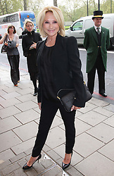Felicity Kendal arriving at the Southbank Sky Arts Awards in London, Tuesday, 1st May 2012.  Photo by: Stephen Lock / i-Images
