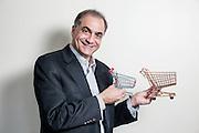 Contagem_MG, Brasil.<br /> <br /> Na foto o presidente do Grupo Super Nosso Euler Fuad. <br /> <br /> Euler Fuad is the president of Super Nosso group.<br /> <br /> Foto: RODRIGO LIMA / NITRO