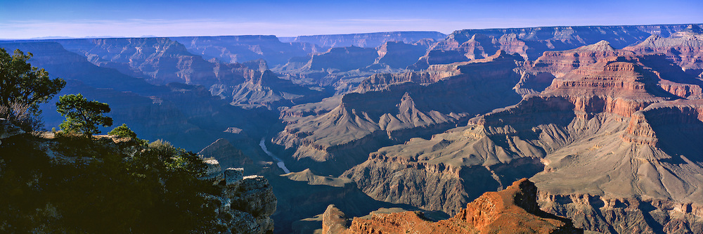 Inner Gorge of the Grand Canyon from Mohave Point
