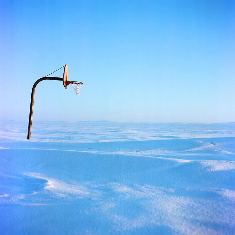 SHISHMAREF, ALASKA - 2010: