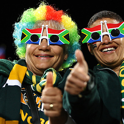 SOUTH AFRICA AND NZ ALL BLACK FANS