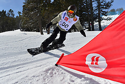 Europa Cup Finals Banked Slalom, OSHAROV Ivan, UKR at the 2016 IPC Snowboard Europa Cup Finals and World Cup