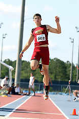 Decathalon - Long Jump