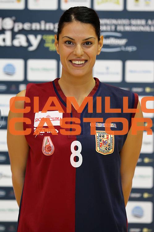 DESCRIZIONE : Cervia Lega A1 Femminile 2011-12 Opening Day 2011 Club Atletico Faenza CUS Cagliari<br /> GIOCATORE : Sara Giorgi<br /> SQUADRA : CUS Cagliari<br /> EVENTO : Campionato Lega A1 Femminile 2011-2012 <br /> GARA : Club Atletico Faenza CUS Cagliari<br /> DATA : 16/10/2011 <br /> CATEGORIA : <br /> SPORT : Pallacanestro <br /> AUTORE : Agenzia Ciamillo-Castoria/ElioCastoria<br /> Galleria : Lega Basket Femminile 2011-2012 <br /> Fotonotizia : Cervia Lega A1 Femminile 2011-12 Opening Day 2011 Club Atletico Faenza CUS Cagliari<br /> Predefinita :