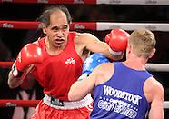 Fight 3 - Alby Rewi v Glenn Hart