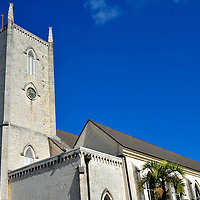 Christ Church Cathedral in Nassau, Bahamas<br />