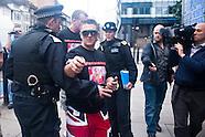 EDL leader arrested in London