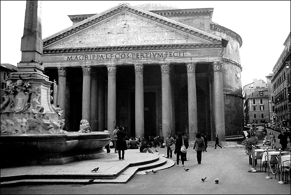 Pantheon / Catalog #110