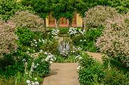 Garden, Three Ponds Farm, Bridgehampton, Long Island, New York