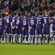 NLD/Amsterdam/20101123 - Ajax - Real Madrid, team Real