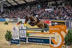 BENGTSSON Rolf-Göran (SWE), Oak Grove's Carlyle<br /> Neumünster - VR Classics 2019<br /> Int. Weltranglistenspringen mit Siegerrunde CSI3*<br /> Championat von Neumünster<br /> Preis der BEMER Int. AG<br /> 16. Februar 2019<br /> © www.sportfotos-lafrentz.de/Stefan Lafrentz
