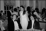 RORY MACLEAN; LIZZY HAMILTON; WILLIAM HAMILTON, Oxford University Polo club Ball, Blenheim Palace. Woodstock. 6 March 2015