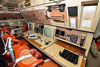 RCAF CP-140 Aurora Tactical Compartment