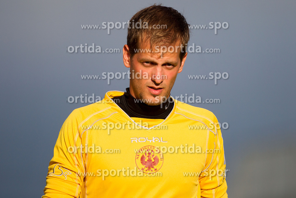 Darjan Curanovic of Triglav during Friendly football match between NK Triglav and HNK Rijeka on June 25, 2013 in Sports park Kranj, Slovenia. (Photo by Vid Ponikvar / Sportida.com)
