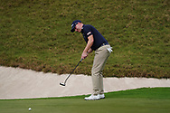 Richard McEvoy (ENG) on the 1st during Round 1 of the Oman Open 2020 at the Al Mouj Golf Club, Muscat, Oman . 27/02/2020<br /> Picture: Golffile   Thos Caffrey<br /> <br /> <br /> All photo usage must carry mandatory copyright credit (© Golffile   Thos Caffrey)
