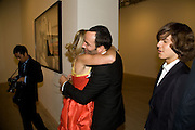 Countess Maya von Schonburg; Tom Ford, TOMAS DIAZ-Mario Testino: Obsessed by You -  private view<br />
