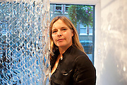 KATHARINE DOWSON, Relics of the Mind.- Private view of work by Katharine Dowson. GV Art, 49 Chiltern st. London. W1. 16 September 2010. -DO NOT ARCHIVE-© Copyright Photograph by Dafydd Jones. 248 Clapham Rd. London SW9 0PZ. Tel 0207 820 0771. www.dafjones.com.