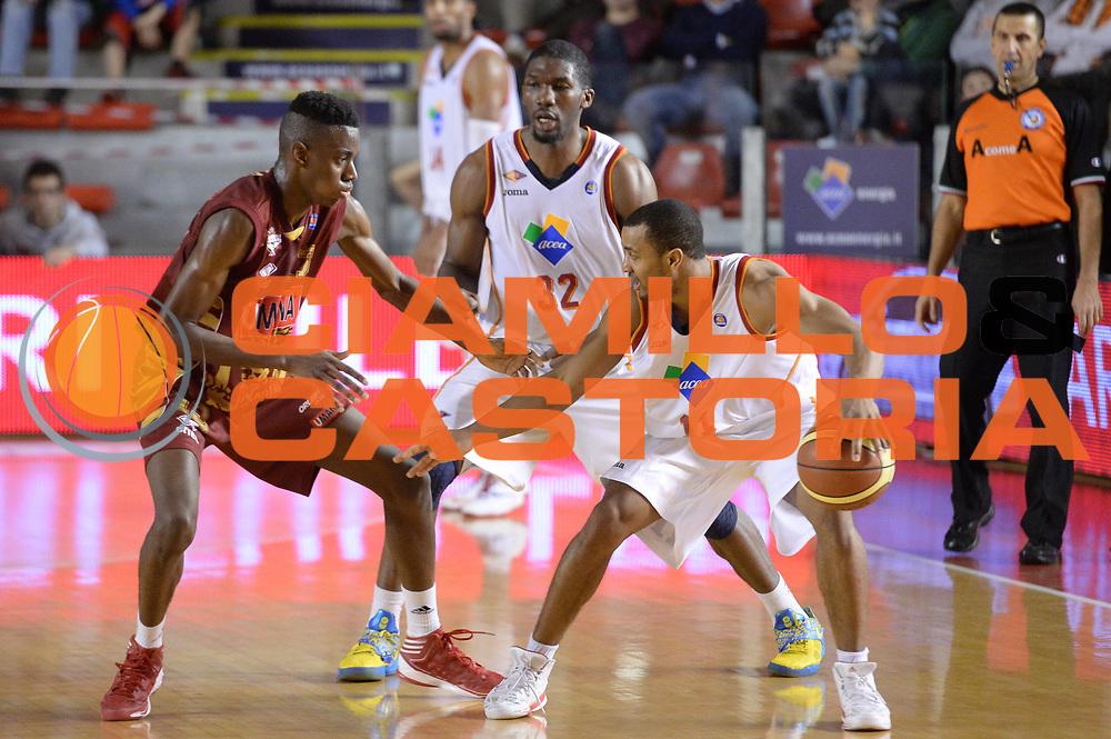 DESCRIZIONE : Campionato 2013/14 Acea Virtus Roma - Umana Reyer Venezia<br /> GIOCATORE : Trevor Mbakwe<br /> CATEGORIA : Controcampo Palleggio<br /> SQUADRA : Acea Virtus Roma<br /> EVENTO : LegaBasket Serie A Beko 2013/2014<br /> GARA : Acea Virtus Roma - Umana Reyer Venezia<br /> DATA : 05/01/2014<br /> SPORT : Pallacanestro <br /> AUTORE : Agenzia Ciamillo-Castoria / GiulioCiamillo<br /> Galleria : LegaBasket Serie A Beko 2013/2014<br /> Fotonotizia : Campionato 2013/14 Acea Virtus Roma - Umana Reyer Venezia<br /> Predefinita :
