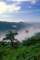 Central Mountain Range