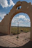 La Isla Cemetery, near Fabens, Texas