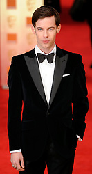 Luke Treadaway arrives for the 2012 ORANGE BRITISH ACADEMY FILM AWARDS, The Bafta's at The Royal Opera House, Covent Garden, London. Photo By Andrew Parsons/ I-Images