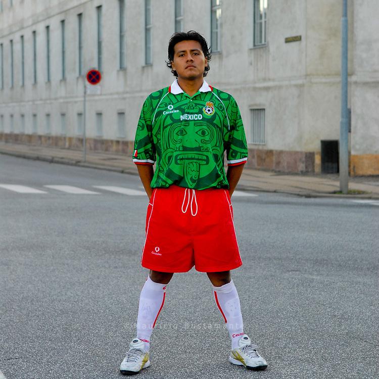 Street Soccer Mexico.