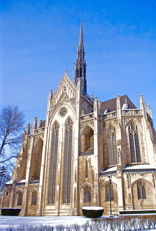 Oakland, Pittsburgh, University of Pittsburgh, Heinz Chapel