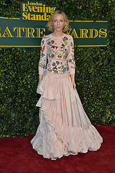 © Licensed to London News Pictures. 03/12/2017. London, UK. CATE BLANCHETTCattends the London Evening Standard Theatre Awards 2017 held at the Theatre Royal, Dury Lane. Photo credit: Ray Tang/LNP