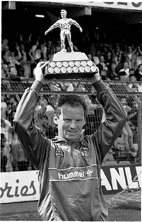 David Speedie Coventry City 1987 (Player of the Year)