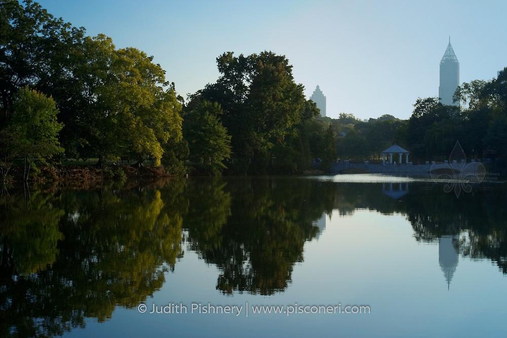Atlanta, Piedmont Park, Georgia