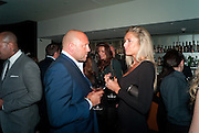 DAVID KNIGHT; JANA KNIGHT, Nobu anniversary party. Met Bar, 19 Old Park Lane, London, 7 March 2012.