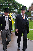 Lord Astor and . Royal Ascot Race meeting Ascot at York. Wednesday, 15 June 2005. ONE TIME USE ONLY - DO NOT ARCHIVE  © Copyright Photograph by Dafydd Jones 66 Stockwell Park Rd. London SW9 0DA Tel 020 7733 0108 www.dafjones.com