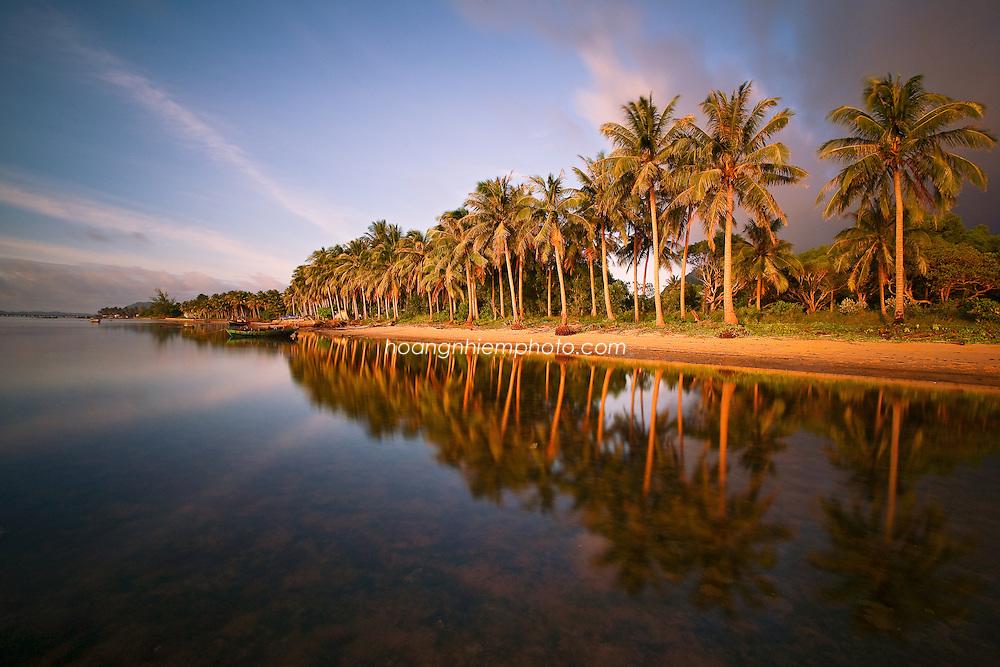 Vietnam Images-Seascape-Landscape-nature-Phu quoc hoàng thế nhiệm