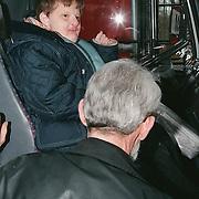 Nieuweroordrit 1998, gehandicapte in een vrachtwagen