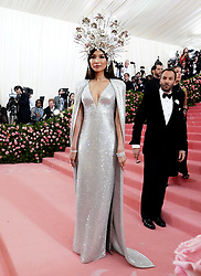 Gemma Chan attending the Metropolitan Museum of Art Costume Institute Benefit Gala 2019 in New York, USA.