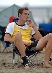 20-08-2005: BEACHVOLLEYBAL: NEDERLANDS KAMPIOENSCHAP: SCHEVENINGEN<br /> <br /> <br /> <br /> ©2005-WWW.FOTOHOOGENDOORN.NL