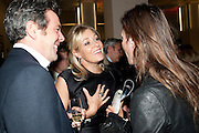 GUY LOUTHAN; NADJA SWAROVSKI; LAETICIA CASH, Spear's Design for Living Awards, Berkeley Square. 18 May 2011:<br /> <br />  , -DO NOT ARCHIVE-© Copyright Photograph by Dafydd Jones. 248 Clapham Rd. London SW9 0PZ. Tel 0207 820 0771. www.dafjones.com.