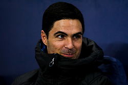 Manchester City Coach Mikel Arteta - Mandatory by-line: Robbie Stephenson/JMP - 26/11/2019 - FOOTBALL - Etihad Stadium - Manchester, England - Manchester City v Shakhtar Donetsk - UEFA Champions League Group Stage