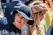 8-7-2017 HANNOVER - Princess Caroline's son Pierre Casiraghi with his wife Beatrice Borromeo and Charlotte Casiraghi wedding of  wedding ceremony of heir of the throne of German House of Hanover, Prince Ernst August Jr. of Hanover, Duke of Braunscshweig and Lueneburg, and Russian designer Ekaterina Masysheva at the Marktkirche church in Hanover, Germany, 08 July 2017. The son of Prince Ernst August of Hanover Sen., who is married to Princess Caroline of Monaco, is related to several royal houses in Europe. The House of Hanover is a German royal dynasty that also ruled the United Kingdom between COPYRIGHT ROBIN UTRECHT