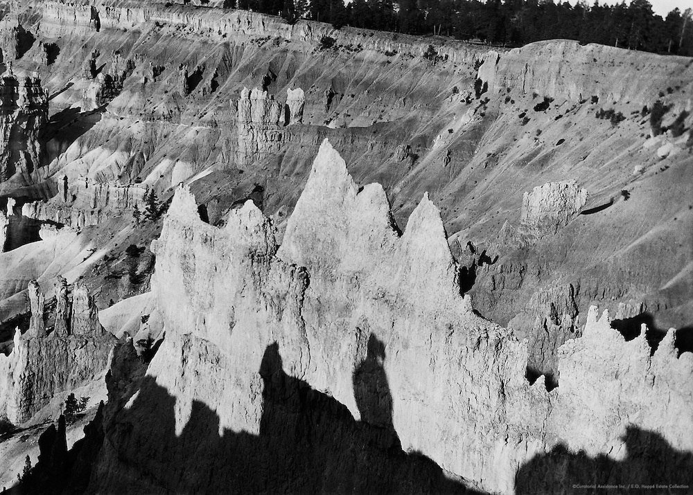 Bryce Canyon, Utah, USA, 1926
