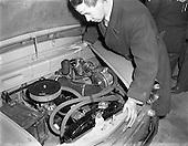 1957 Fiat Conversion Demonstration