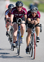 Mesa State <br /> <br /> The 2007 USA Cycling Collegiate Road Championship team time trial were held in Lawrence, Kansas on May 11, 2007.