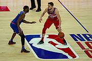 Washington Wizards Tomas Satoransky (31) during the NBA London Game match between Washington Wizards and New York Knicks at the O2 Arena, London, United Kingdom on 17 January 2019.