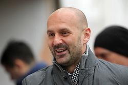 ILIJA STOLICA, trener fudbalera Vozdovca, na prvenstvenoj utakmici protiv OFK Backe, na stadionu TC Stadion.<br /> Beograd, 12.03.2017.<br /> foto: MN press / vm<br /> <br /> Fudbal, Vozdovac, Backa