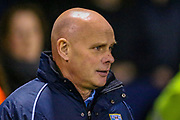 Sheffield Wednesday First Team Coach Steve Agnew  during the The FA Cup 3rd round replay match between Luton Town and Sheffield Wednesday at Kenilworth Road, Luton, England on 15 January 2019.