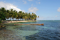 From El Porvenir in the Kuna Yala archipelago on the Caribbean coast of Panama.